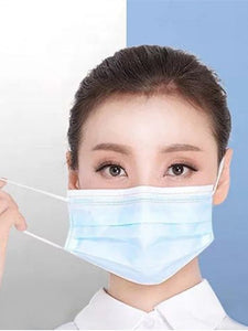 Procedure/Isolation Face Mask, 3-Layer – MedProtect™ - 500 Pack - FREE Shipping - $199 CAD ($139 USD)