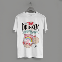 Load image into Gallery viewer, Tea Drinker Tshirt