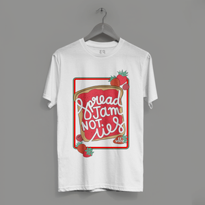 Spread Jam Not Lies Tshirt