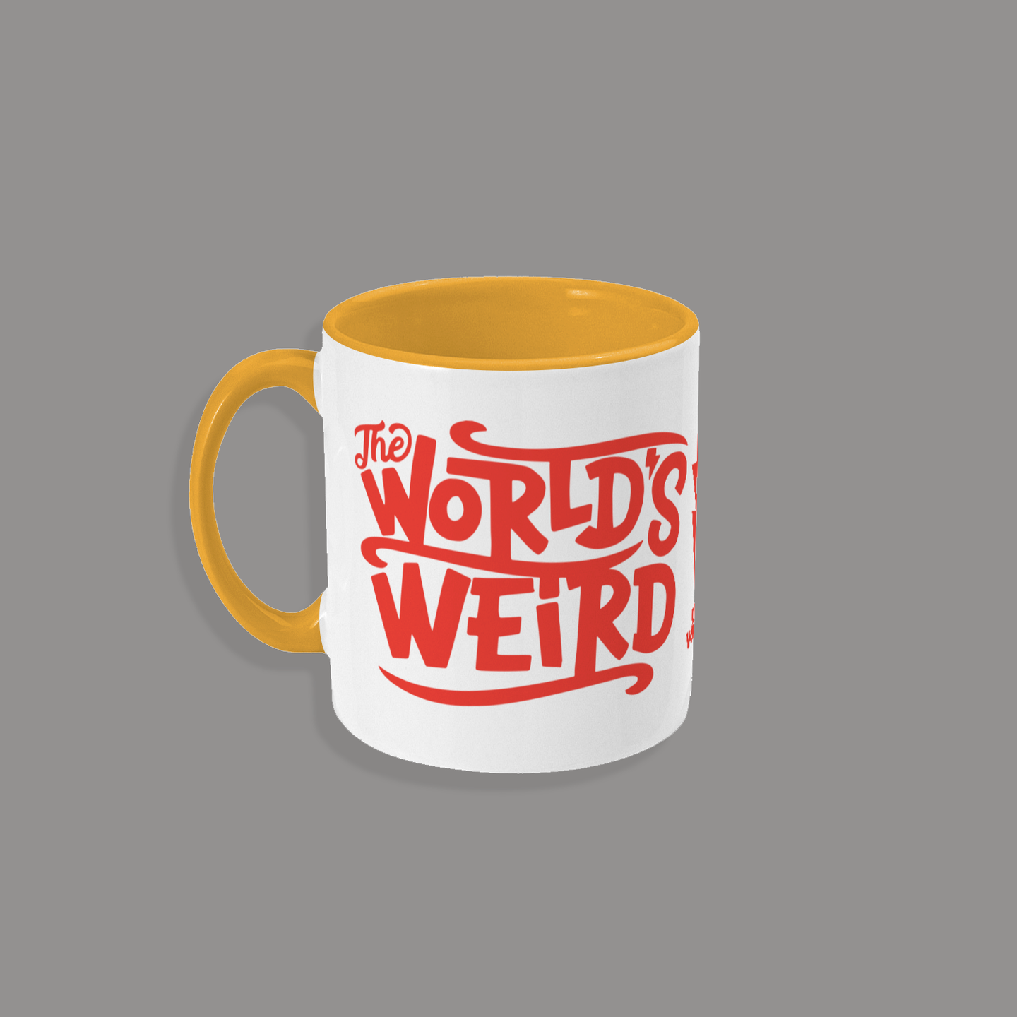 Weird World Mug
