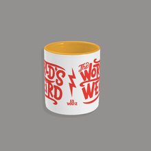 Load image into Gallery viewer, Weird World Mug
