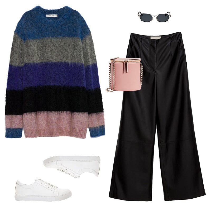 The Sweater Trend Fashion Girls Are Coveting