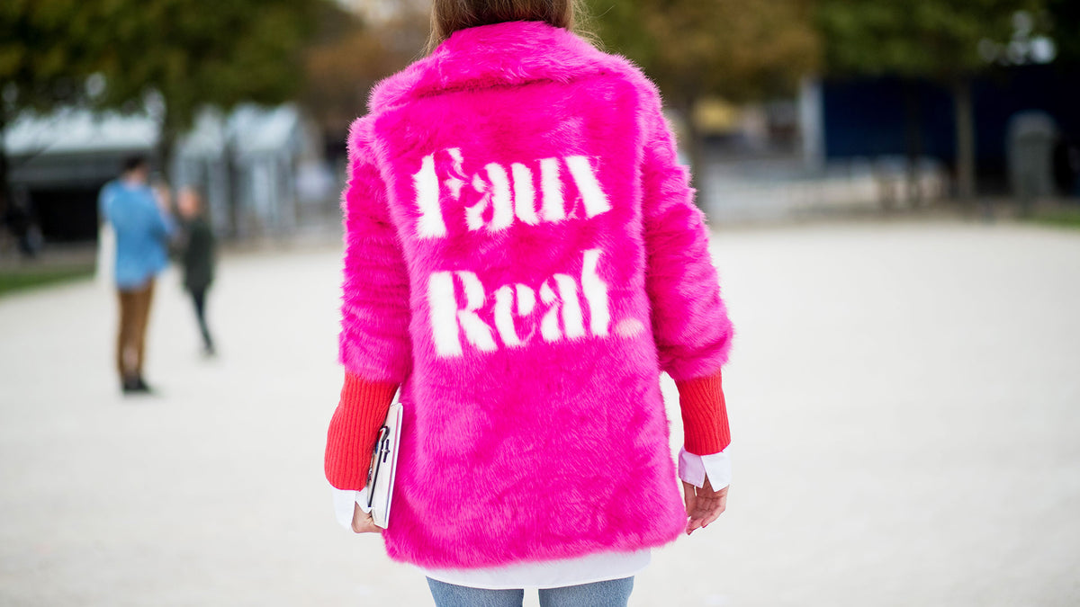 27 Faux Fur Coats and Accessories That are Even Better Than the Real Deal