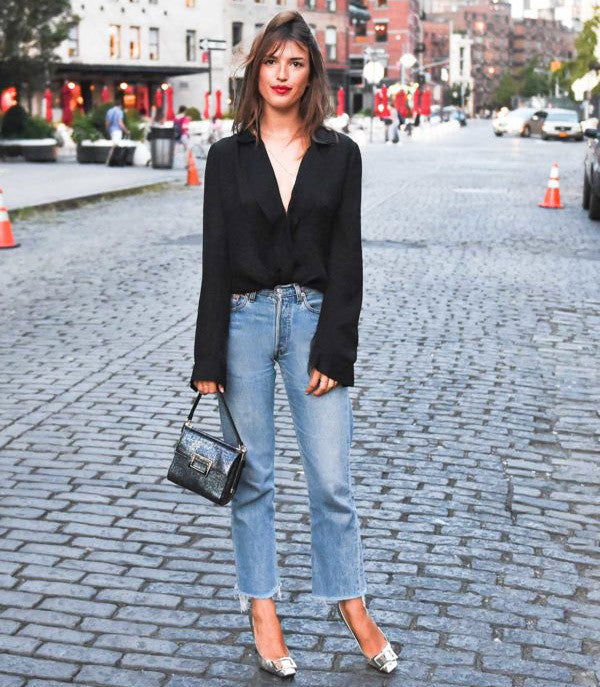 How French Girls Do Denim