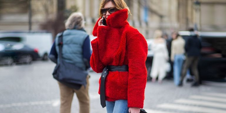 10 Winter Coats to Make You Stand Out in a Crowd of Black Puffers