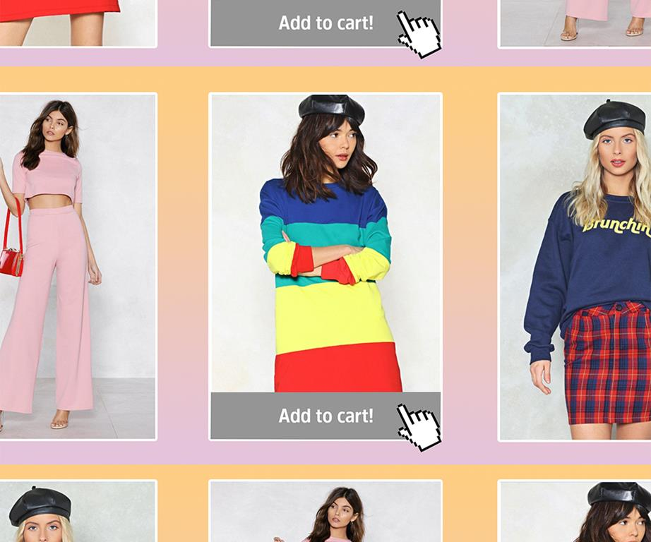 8 ONLINE FASHION SITES THAT AREN'T ASOS OR ZARA