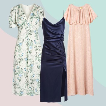 The Best Wedding-Guest Dresses for Summer at Every Price Point