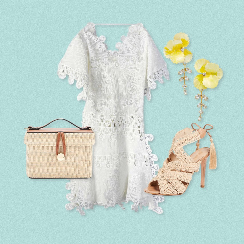 5 Fresh And Feminine Spring Bridal Shower Outfits