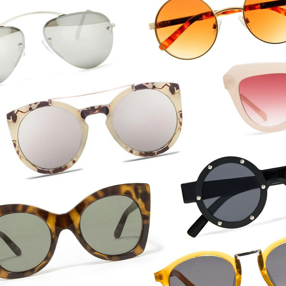 13 Stylish Sunnies to Get You Through Summer