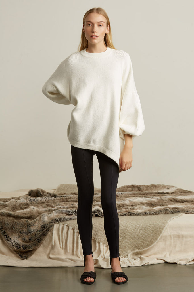 Oversized Dolman Sleeve Sweater