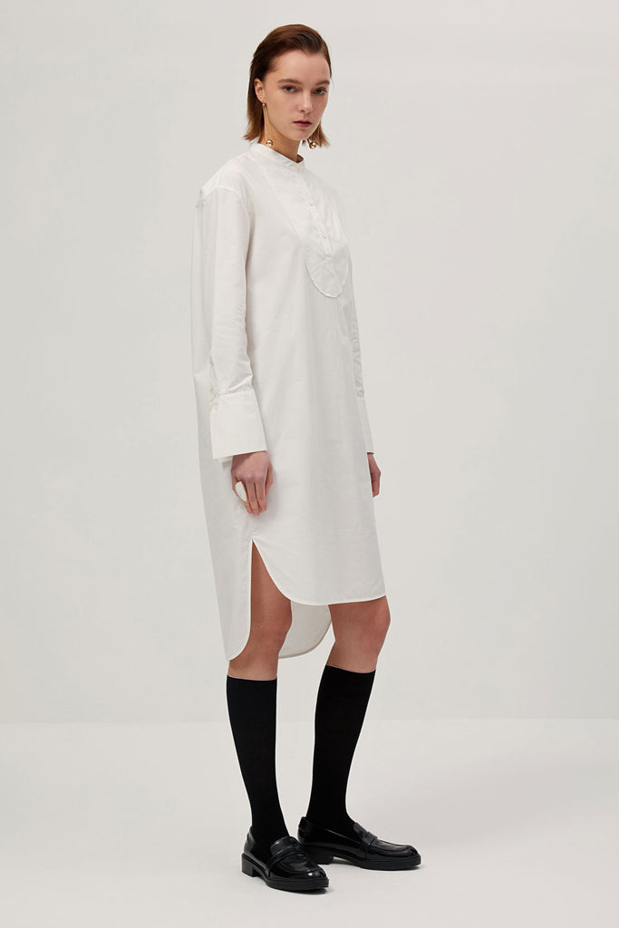 High Low Shirt Dress