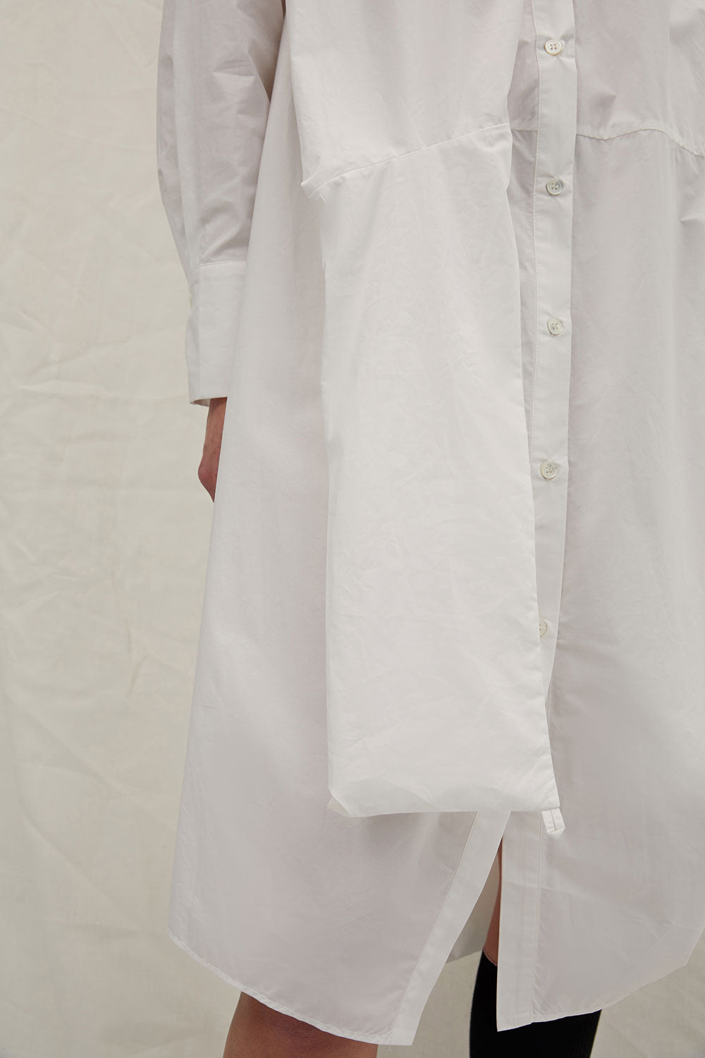 Copy of Copy of Asymmetric Shirt Dress