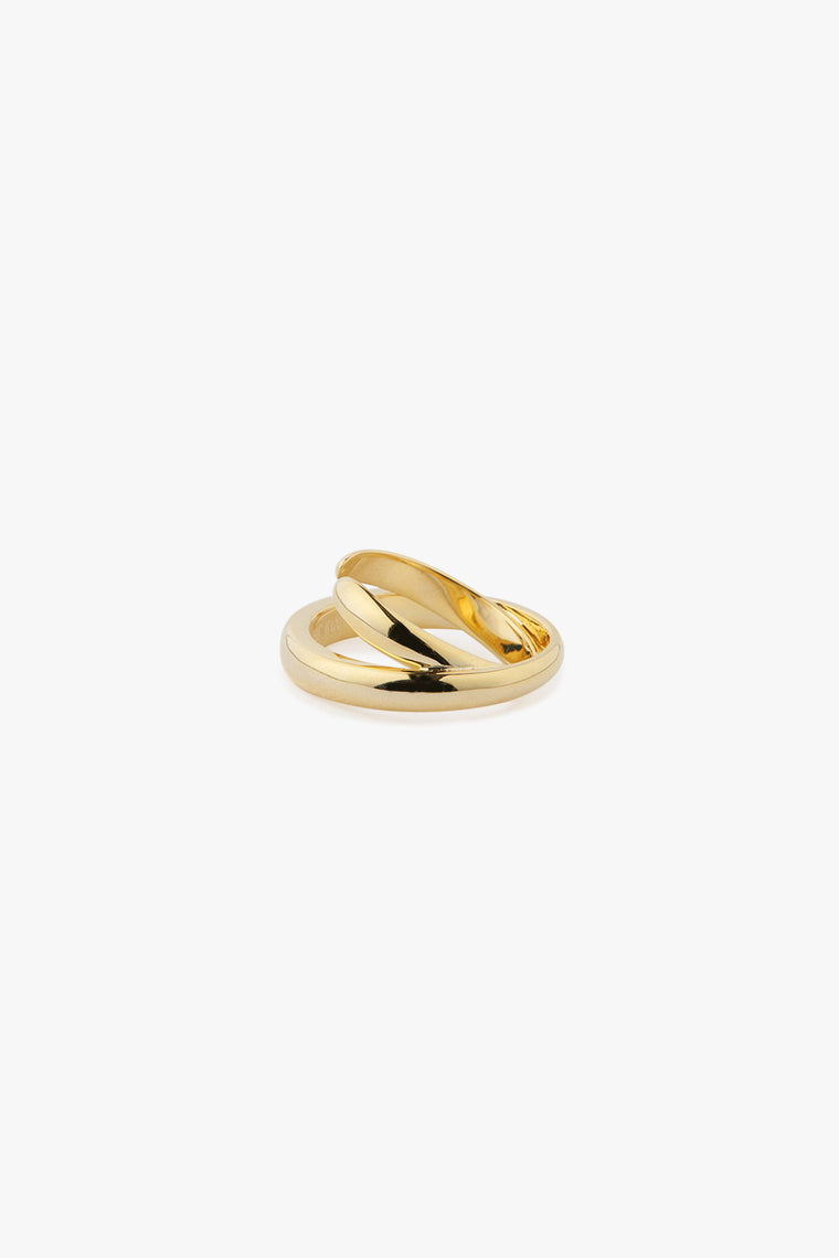 14K Gold Plated Ring