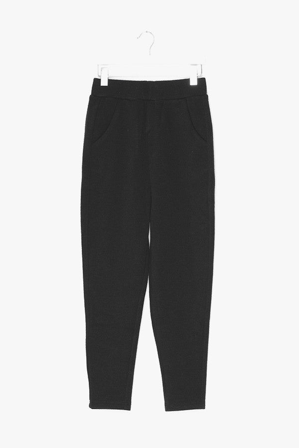Warm and Dense Cotton Pants