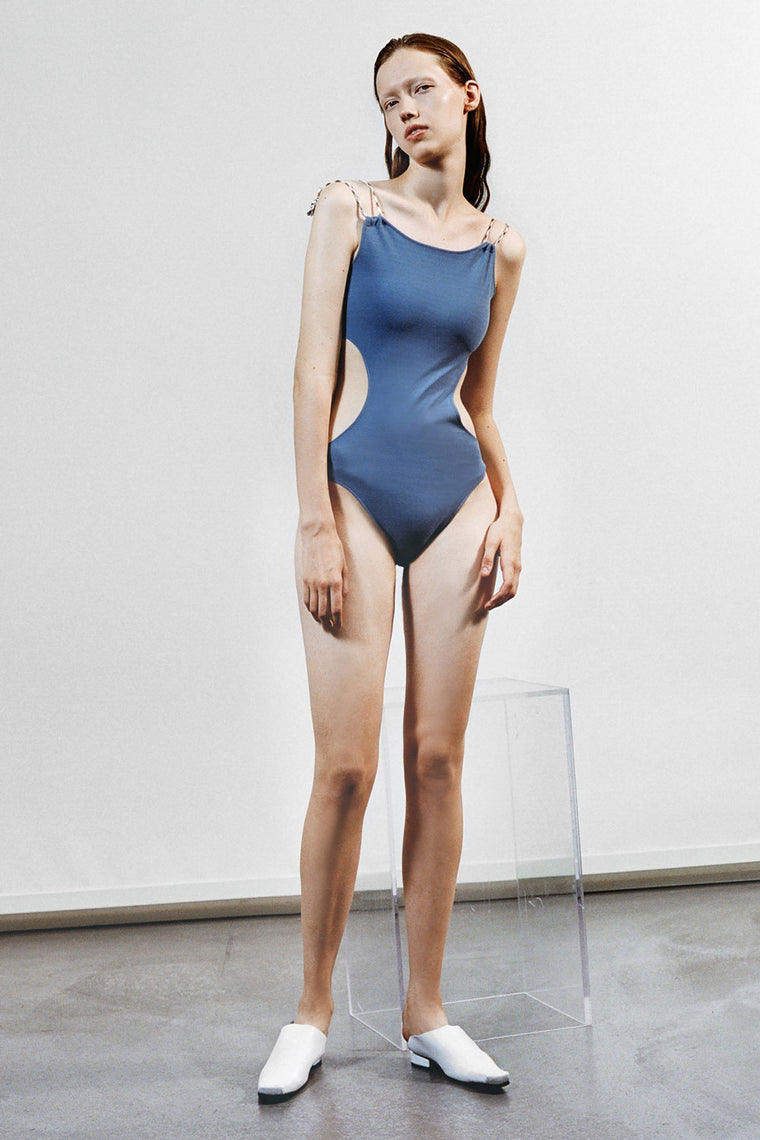 Cut-Out Bodysuit