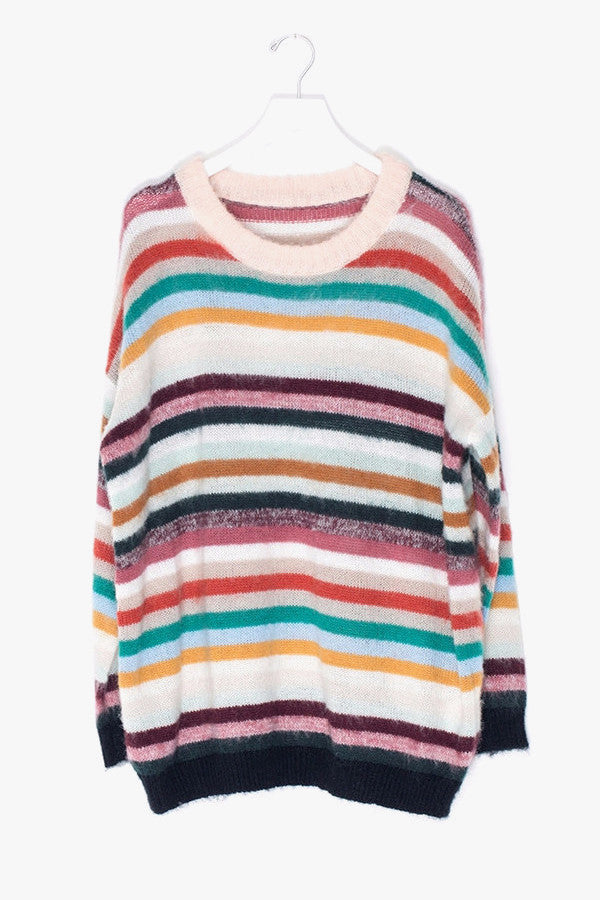 9dd8b0a4dc122 Oversized Wool Mohair Sweater – Genuine People