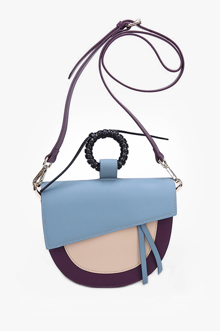 Half Moon Mini Crossbody Bag