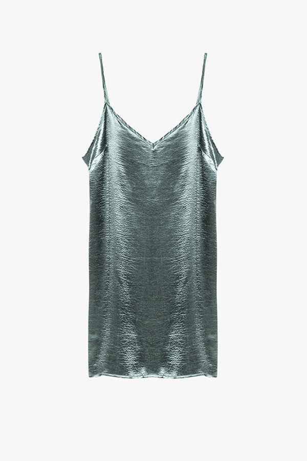 Silky Slip Dress
