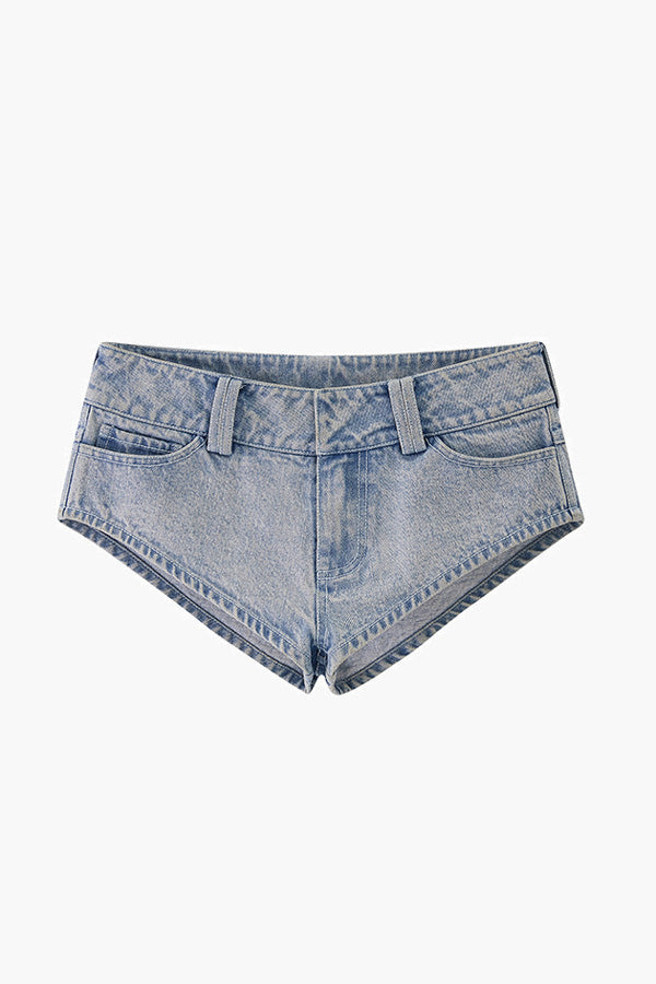 Ultra Short Denim