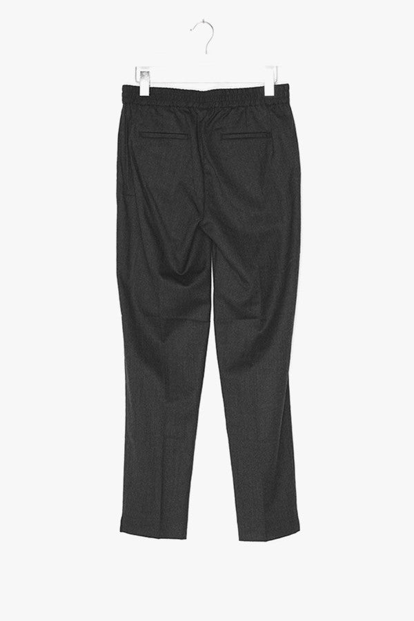 Leisure or Work Elastic Waist Casual Trousers