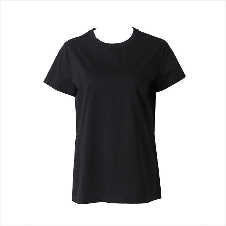 Loose Cotton Tee Shirt
