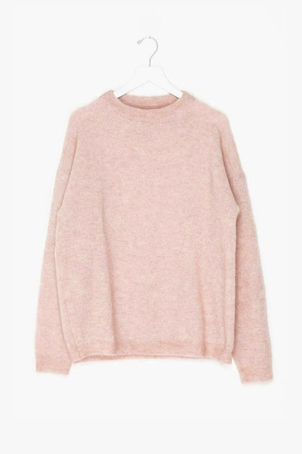 Wool Mohair Blend Sweater
