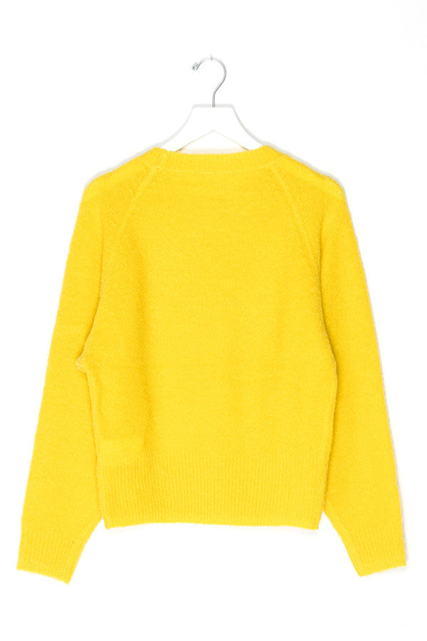 Crop Knit Oversized Sweater