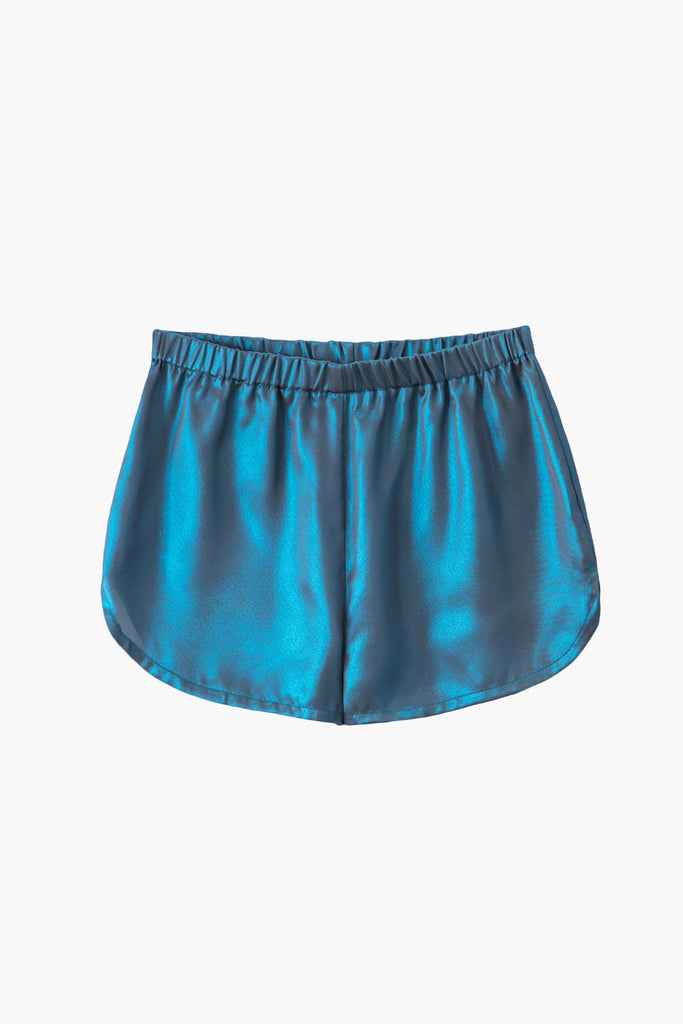Metallic Sport Shorts