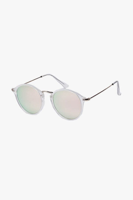 Bright Mirrored Sunglasses