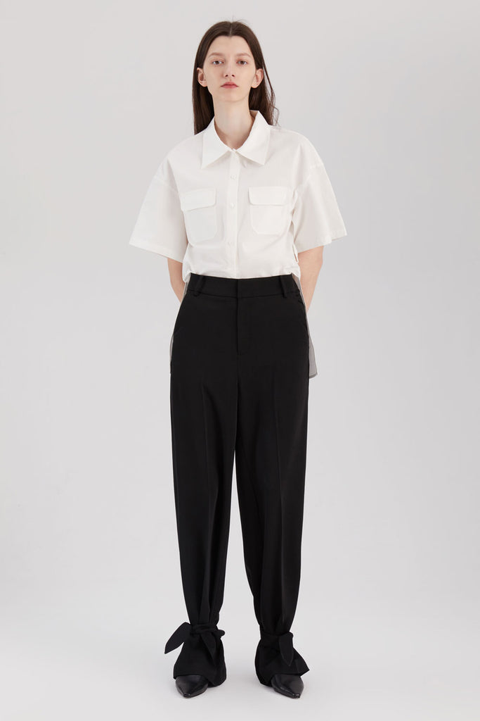 Casual Suit Pants