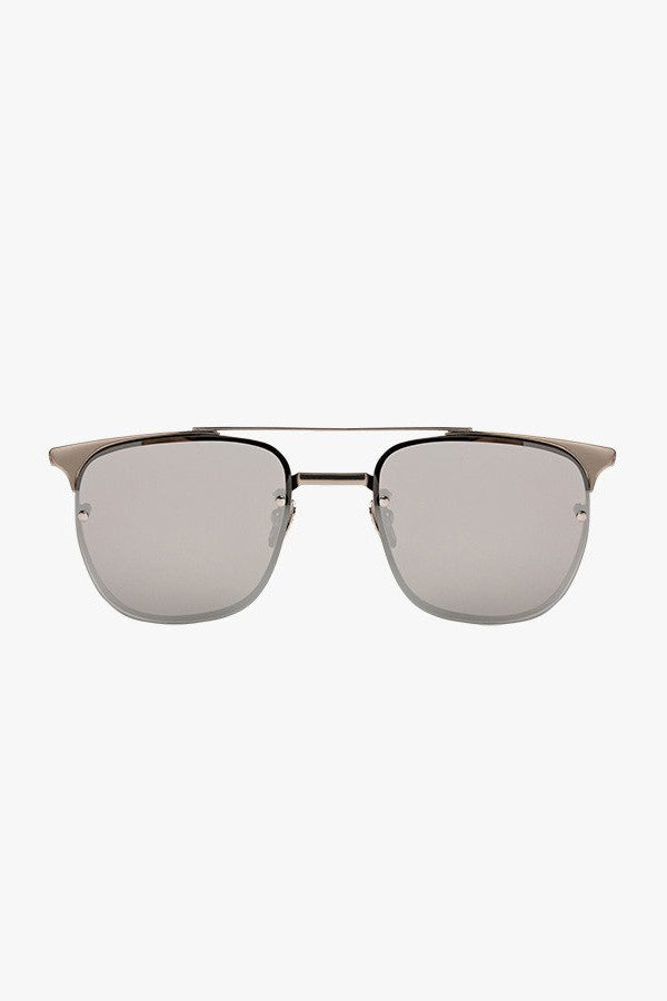 Retro Metal Frame Sunglasses
