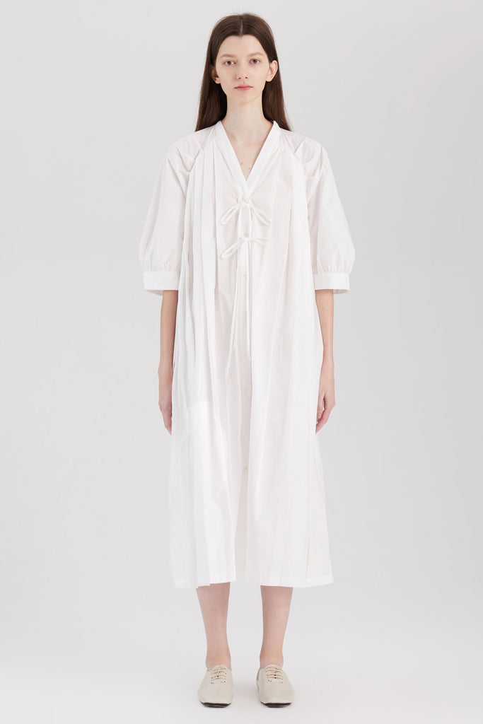 Oversized Cotton Dress