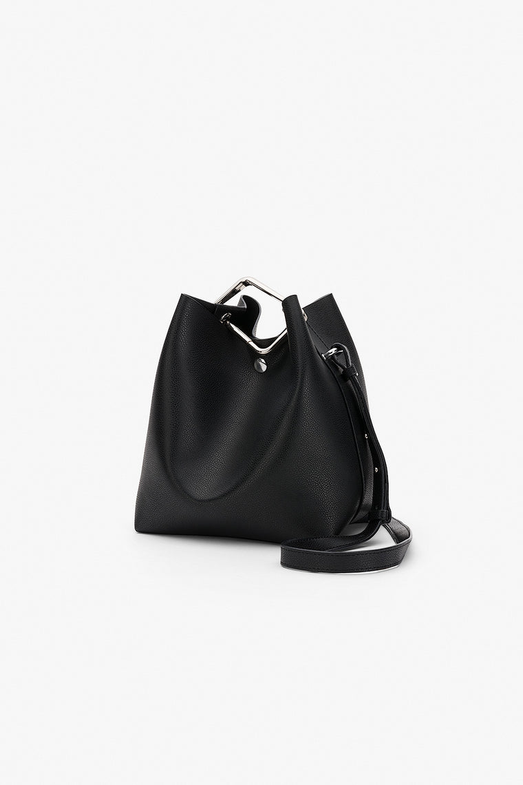 Crossbody Bucket Bag