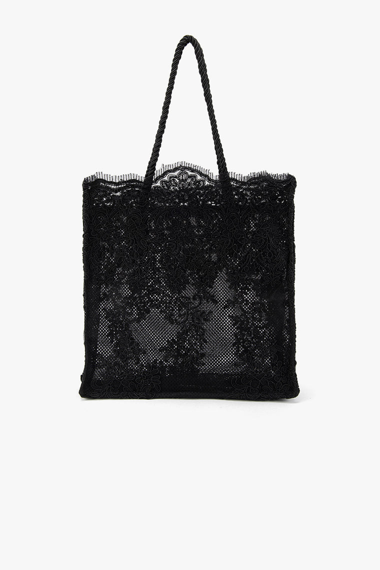 Lace Shoulder Bag