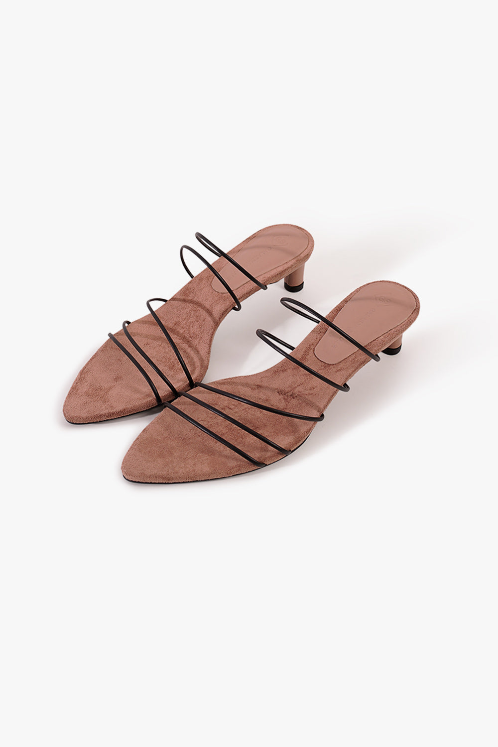 Leather Suede Sandals