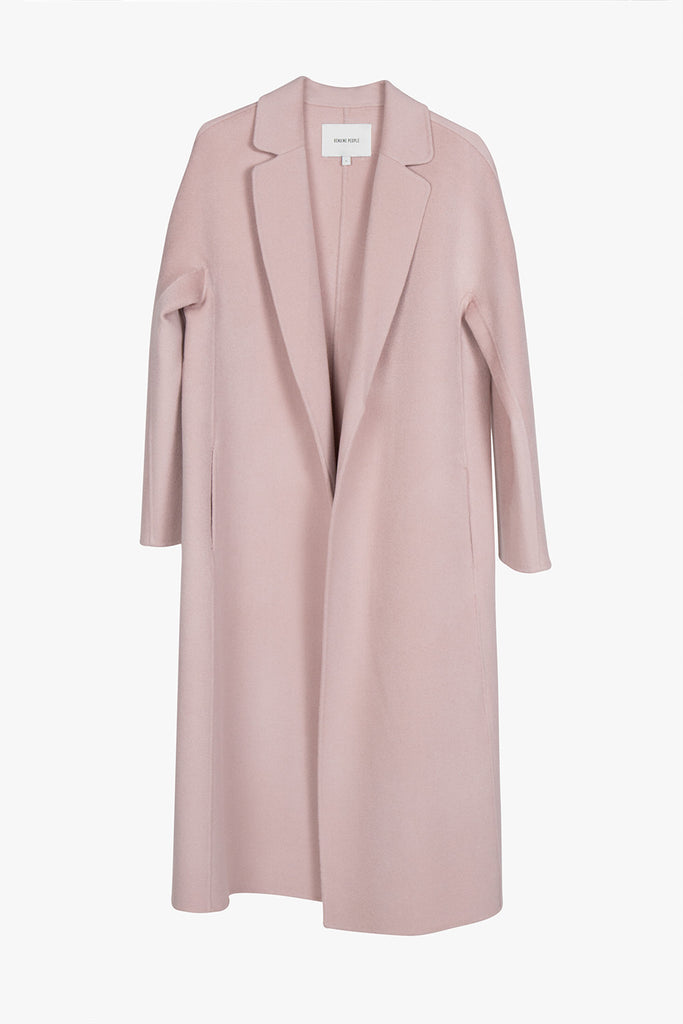 Wool Cashmere Coat