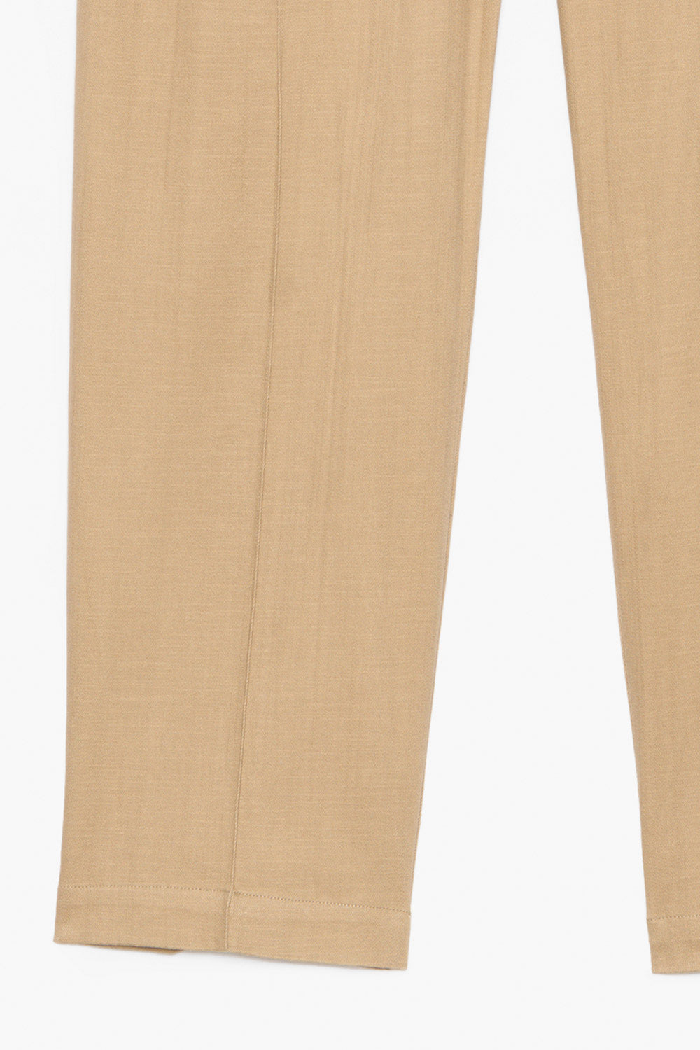 Tailored Cotton Trousers