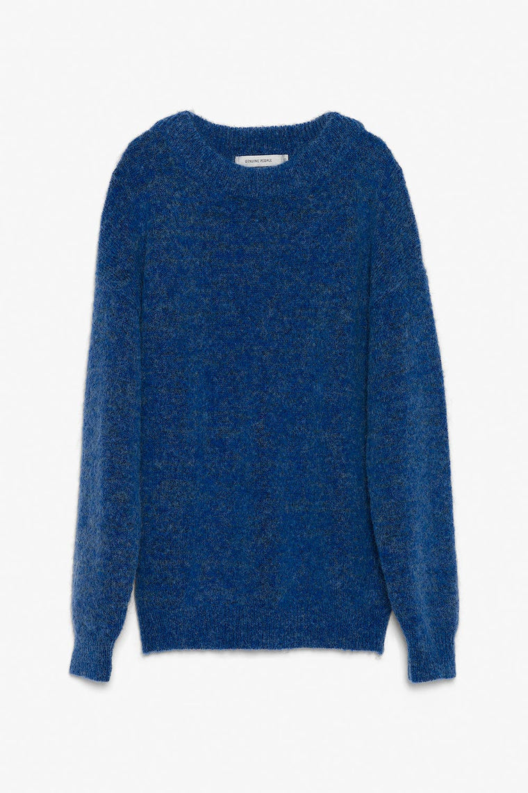 Mohair Crewneck Sweater