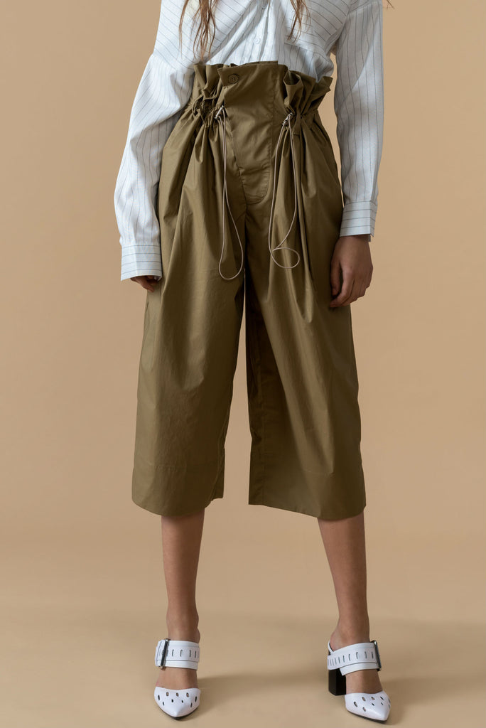 High Waist Baggy Pants