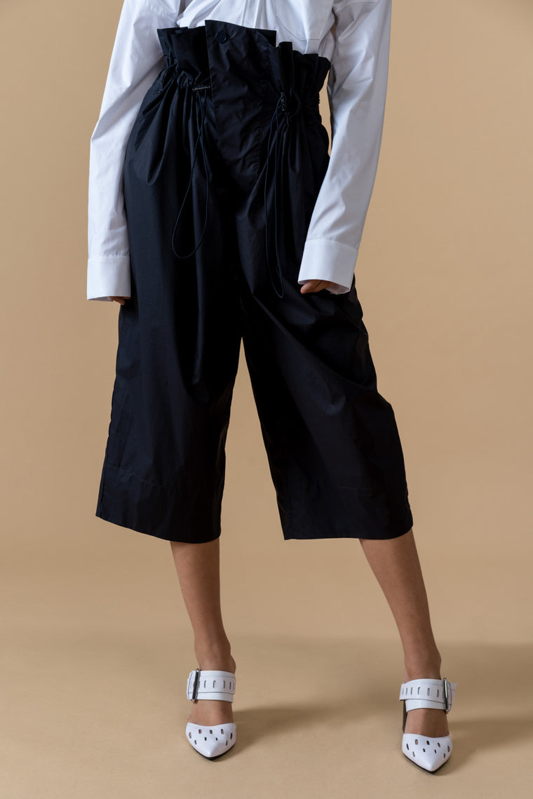 Oversized High Waisted Pants