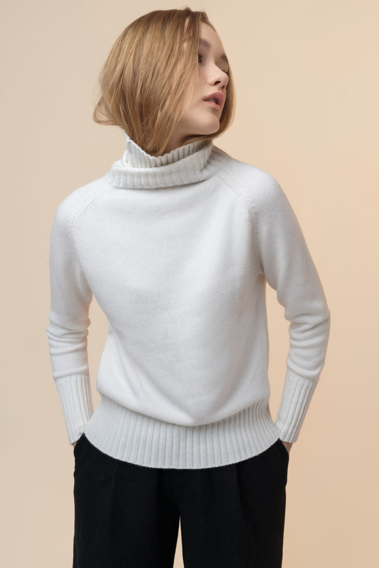 Soft Turtleneck Sweater