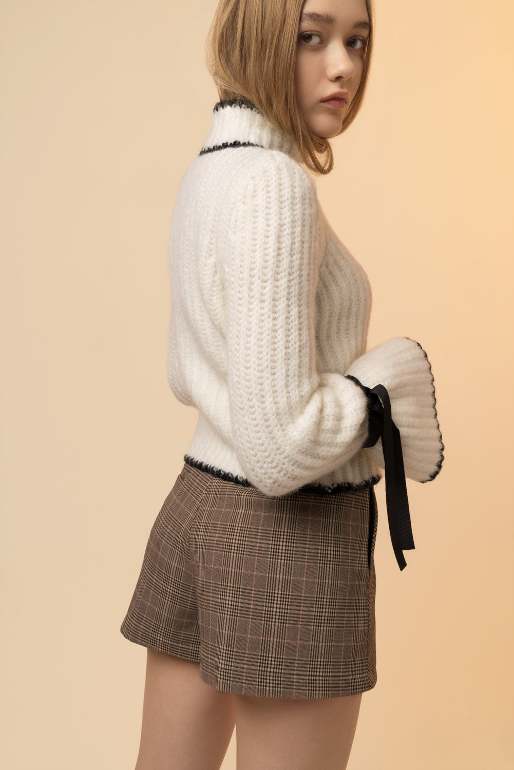 Bow Tie Sweater