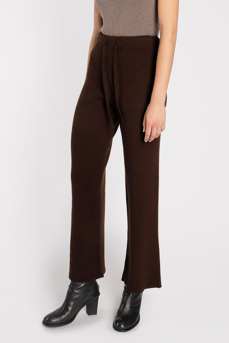 Cashmere Leisure Pants