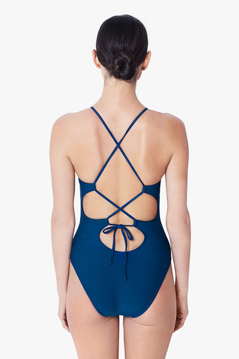 Escape Strappy One Piece Swimsuit
