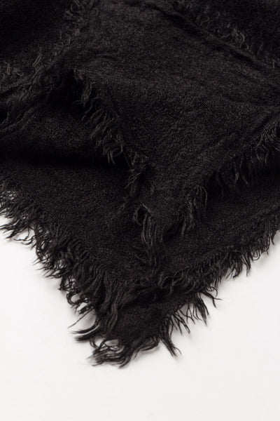 Day or Night Black Scarf