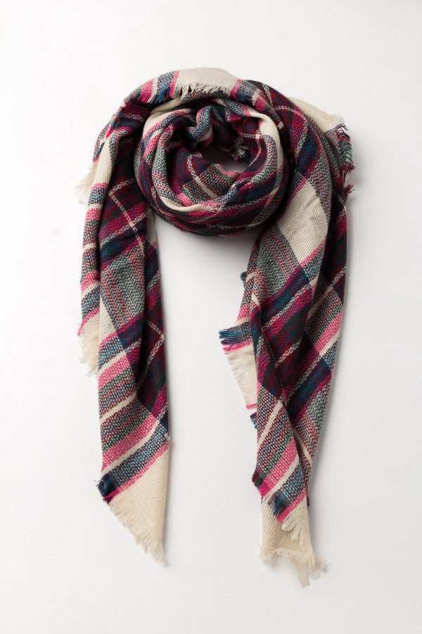Casual Wrap Scarf