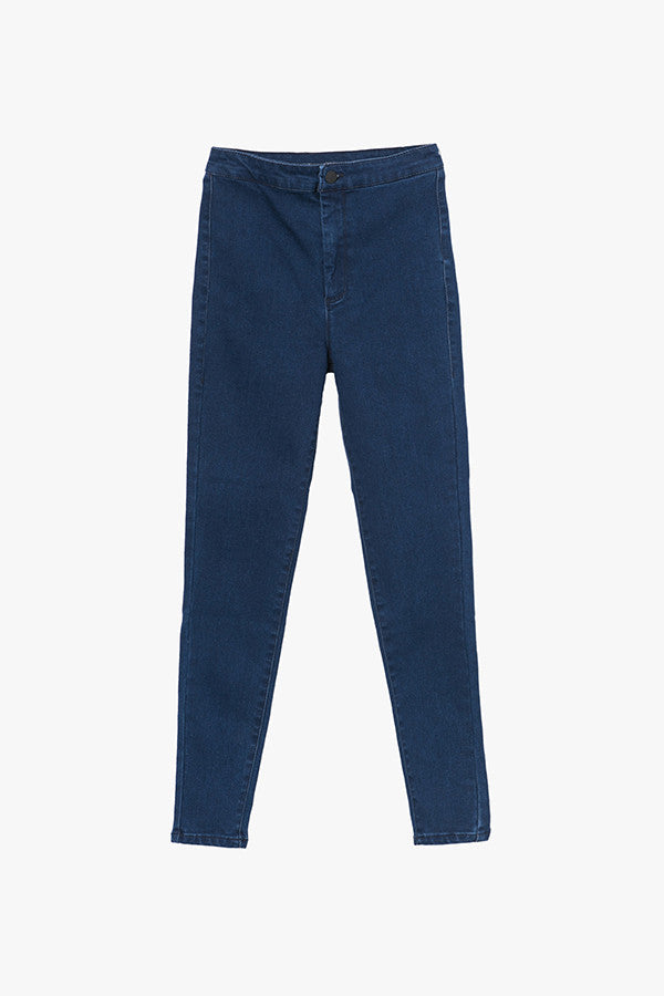 Supper Skinny High Waist Jeans