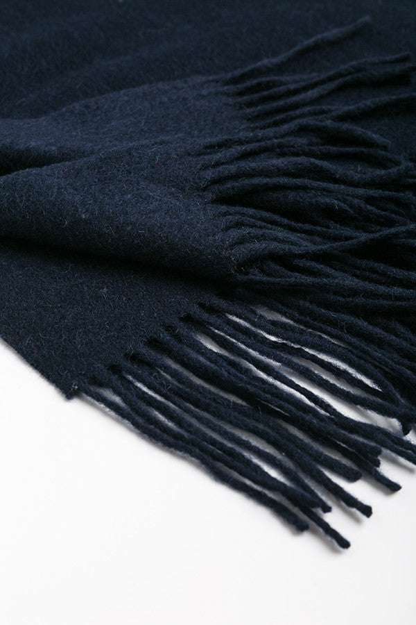 Long Wool Scarf