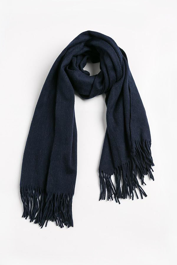 Large Wool Scarf