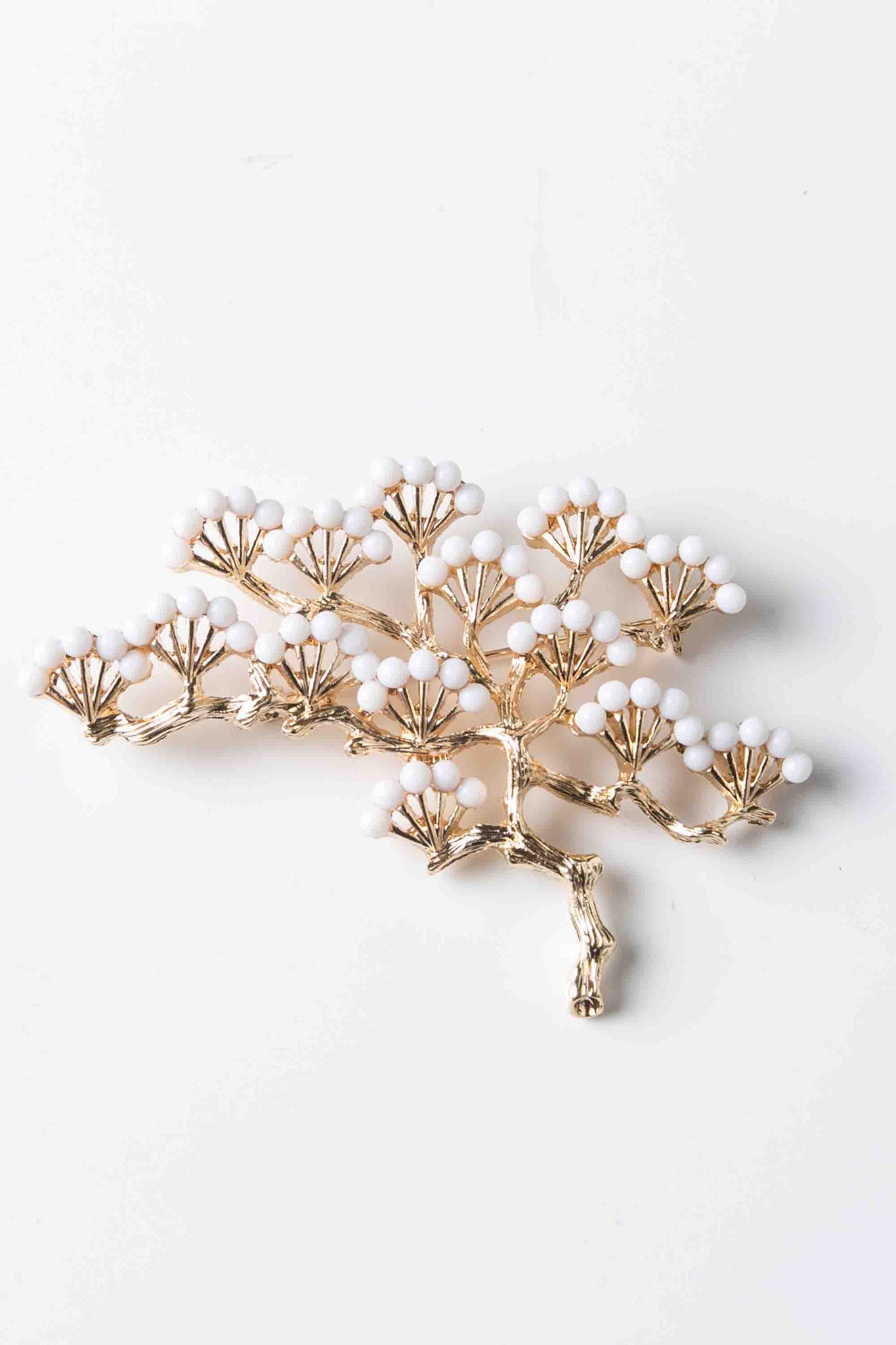 Bloom Pearl Brooch